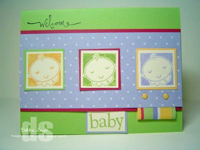 Babyblogcard